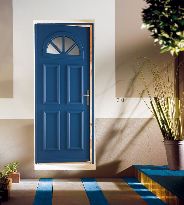 Porte d\u0027entrée bois Bel\u0027M, modèle Salsa Portes Pinterest - choisir une porte d entree