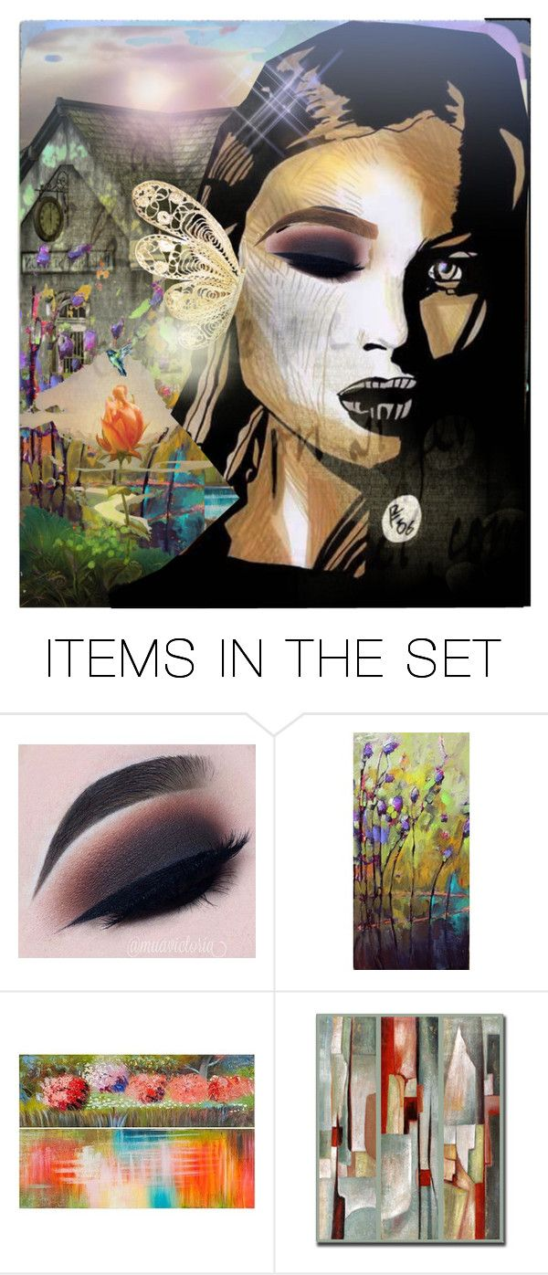 """Untitled 1433"" by ceca-66 ❤ liked on Polyvore featuring art"