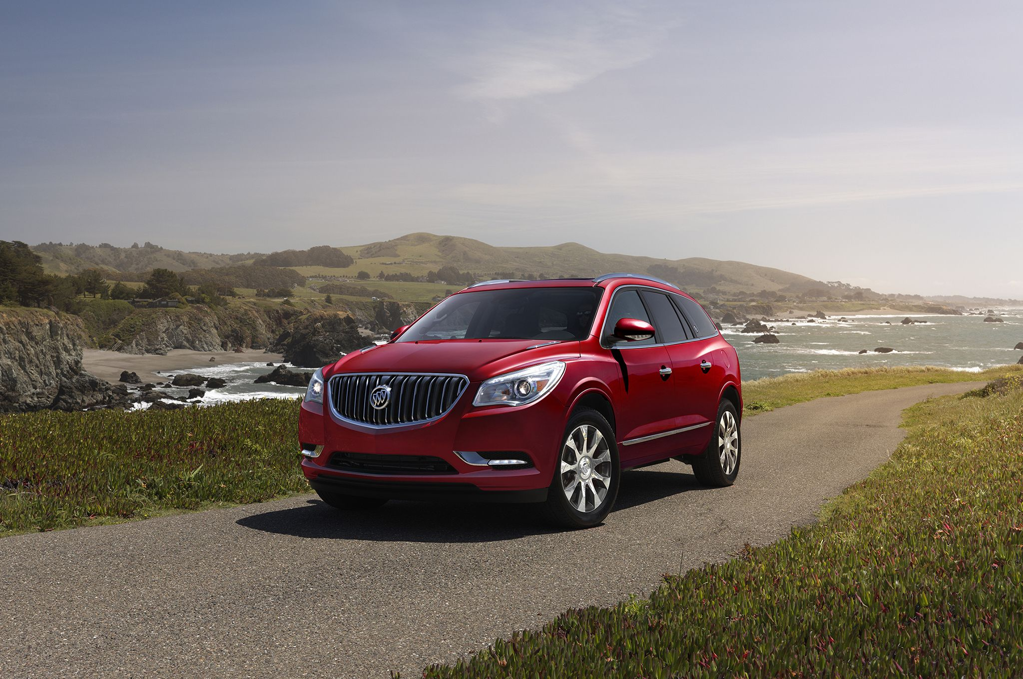 2018 Buick Enclave: Redesign, Styling, New Engines, Price >> 2017 Buick Enclave Sport Touring Edition Adds Minor Visual