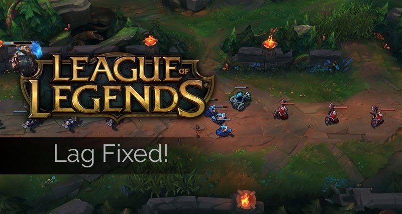 How To Fix League Of Legends Lag Pc League Of Legends League Of Legends League Legend