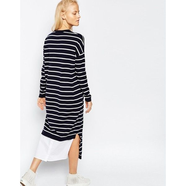 Black and white striped dress asos shoes