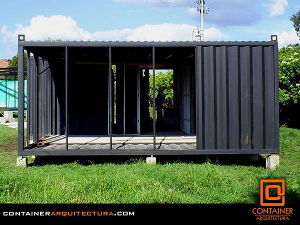 Arquitectura en contenedores casas en containers contrucci n en contenedores casas en bogot - Diseno de contenedores ...