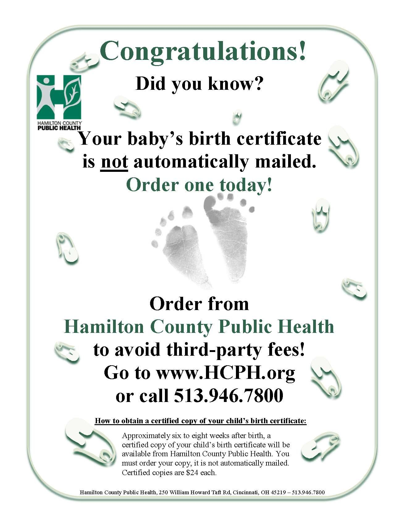 New Parents Did You Know Your Babys Birth Certificate Is Not