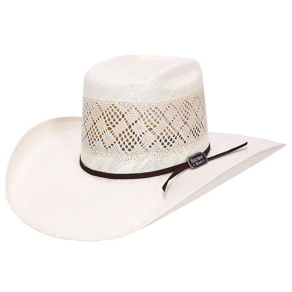 cb6da0270 Double Vented Two Tone Brick Crown Cowboy Hat in 2019 | Cowboy hats ...
