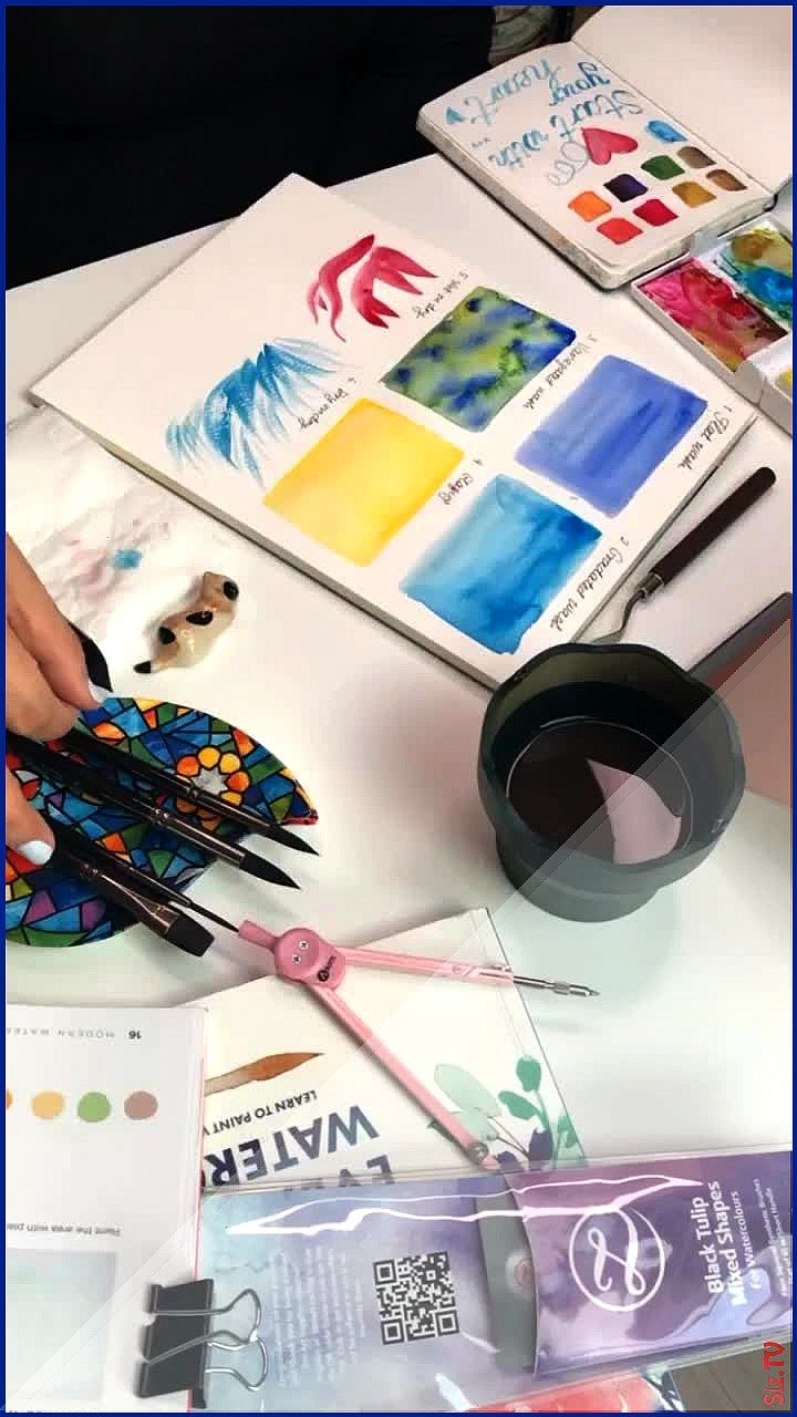 Paint Brushes A Complete Guide Useful for Gouache Ink and Fluid Acrylics Watercolour Paint Brushes A Complete Guide Useful for Gouache Ink and Fluid Acrylics zenartsuppli...