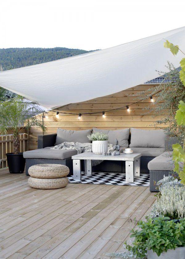 Un jardin couvert de carreaux ciments decoration terrassedecoration interieur maisonterrasse jardinle