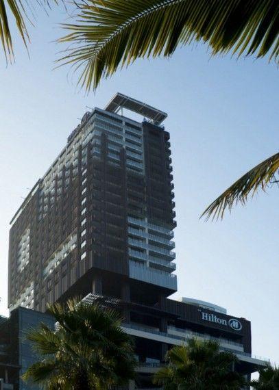 Modern Hilton Pattaya Building Architecture Design Hotels