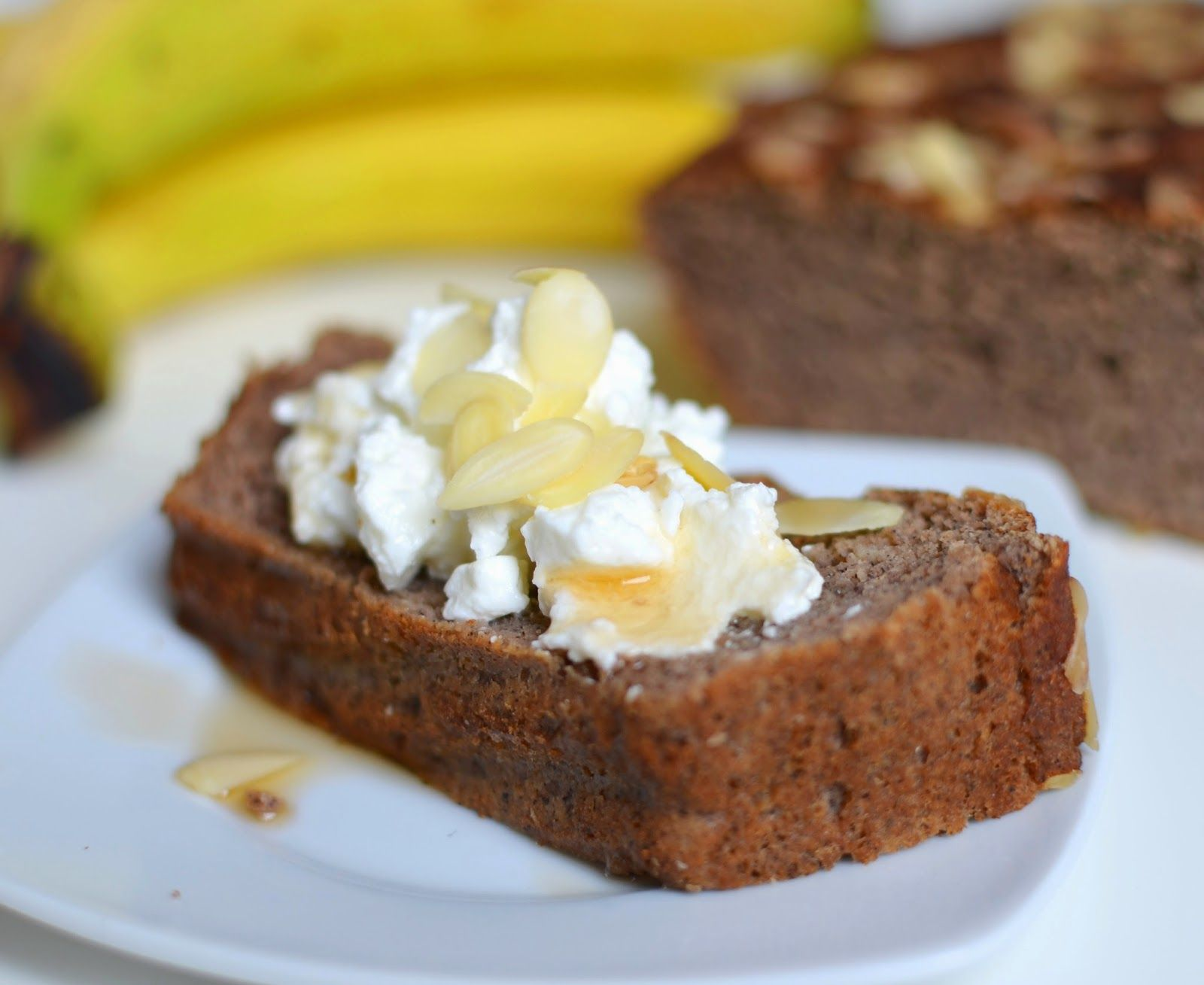 Walnut Kitchen: Chleb bananowo-kokosowy. Zdrowy i bezglutenowy!
