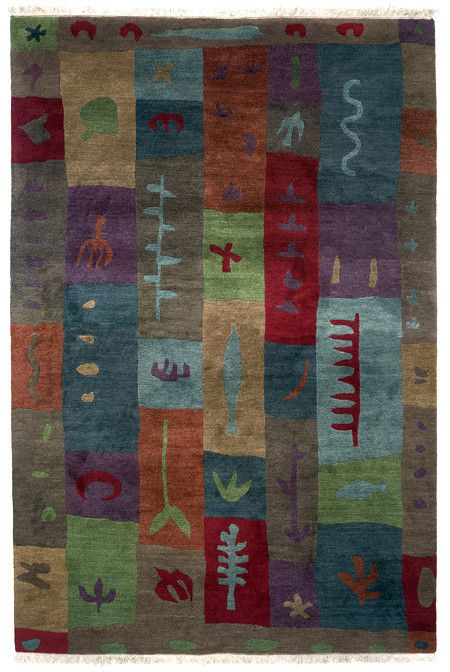 Block Print By A Rug For All Reasons A Perennial Favorite As Seen In The Sundance Catalogue This Block Print Handmade Area Rugs Printed Carpet Rug Company