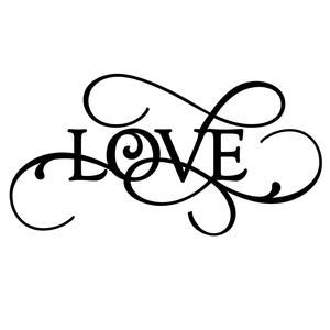 1493+ Cursive Love Svg Popular SVG File