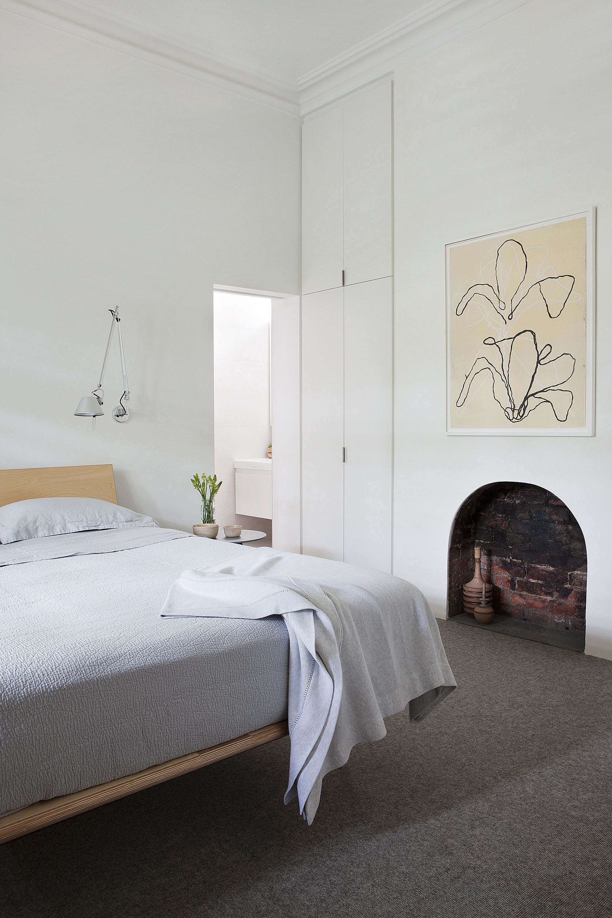Seclusion By Caroline Wallis Home Bedroom Home Interior Design