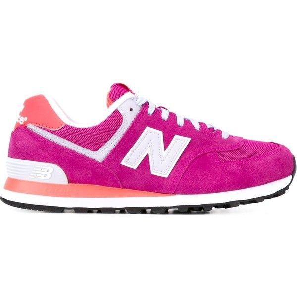 New Balance 574 Sneakers | Pink suede