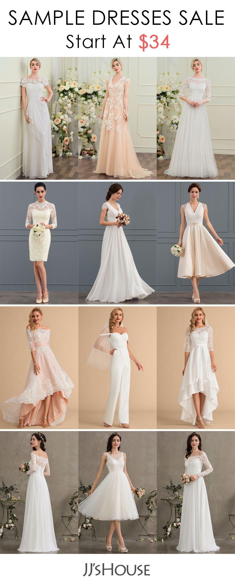 Sale Wedding Dresses Bridal Dresses 2020 Jj Shouse In 2020 Wedding Dress Sample Sale Wedding Dresses For Sale Online Wedding Dress
