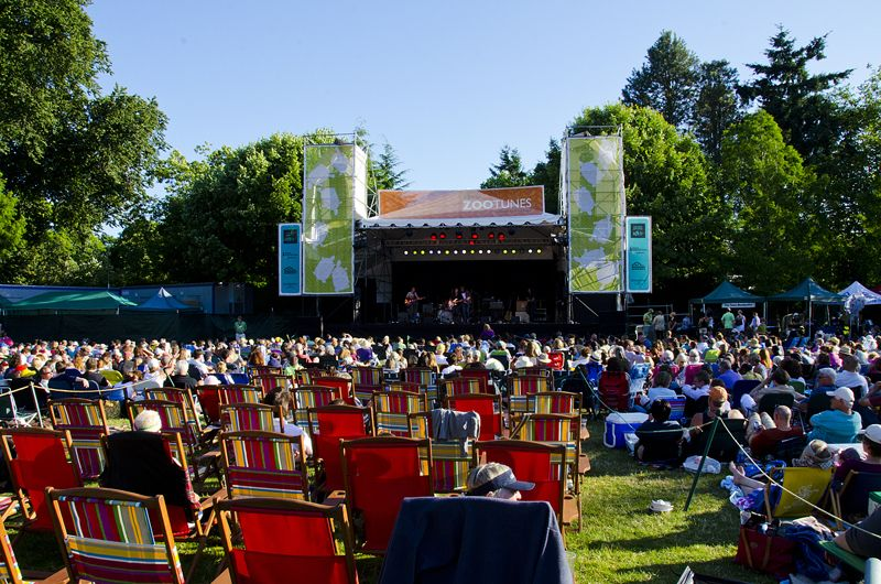 ZooTunes Summer Concert at Woodland Park Zoo. July 24: An Evening with Randy Newman ($28)