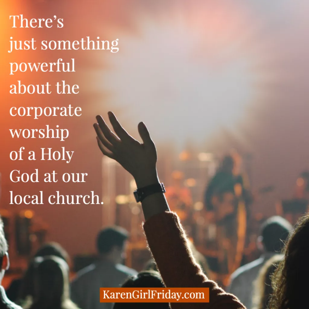 52 Reasons To Connect With A Local Church