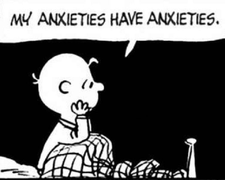 The Perilous Life Of A High Anxiety Person