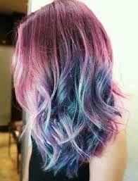 Color de mechas californianas para pelo negro