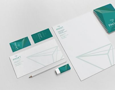 "Check out new work on my @Behance portfolio: ""branding identity - Phakt"" http://on.be.net/1Iv9iqT"