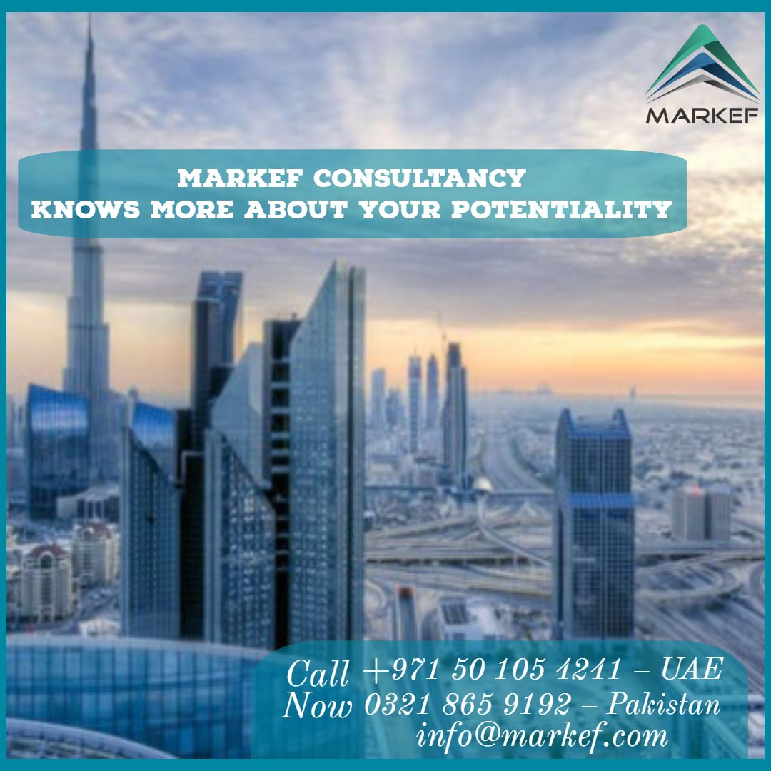 Markef Consultancy Bookkeeping Services Dubai Business Bookkeeping