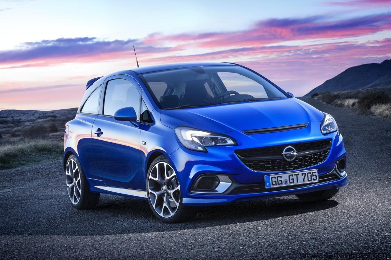 2015 Opel Corsa Opc Araba Arabalar Almanya