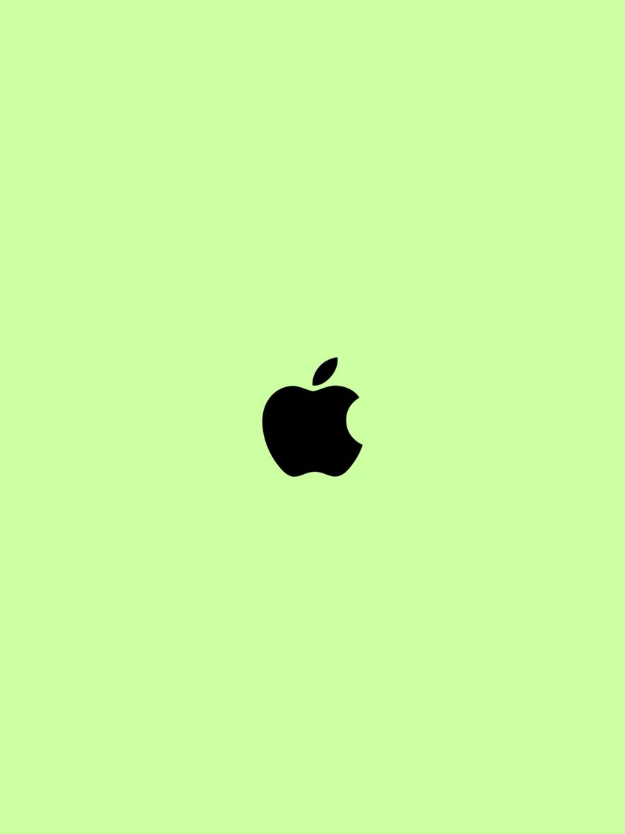 Apple Wallpaper Logo