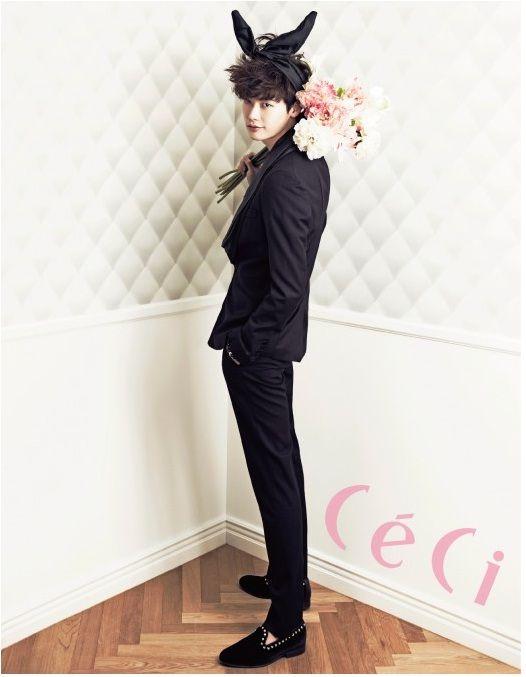 Lee Jong Suk - Ceci