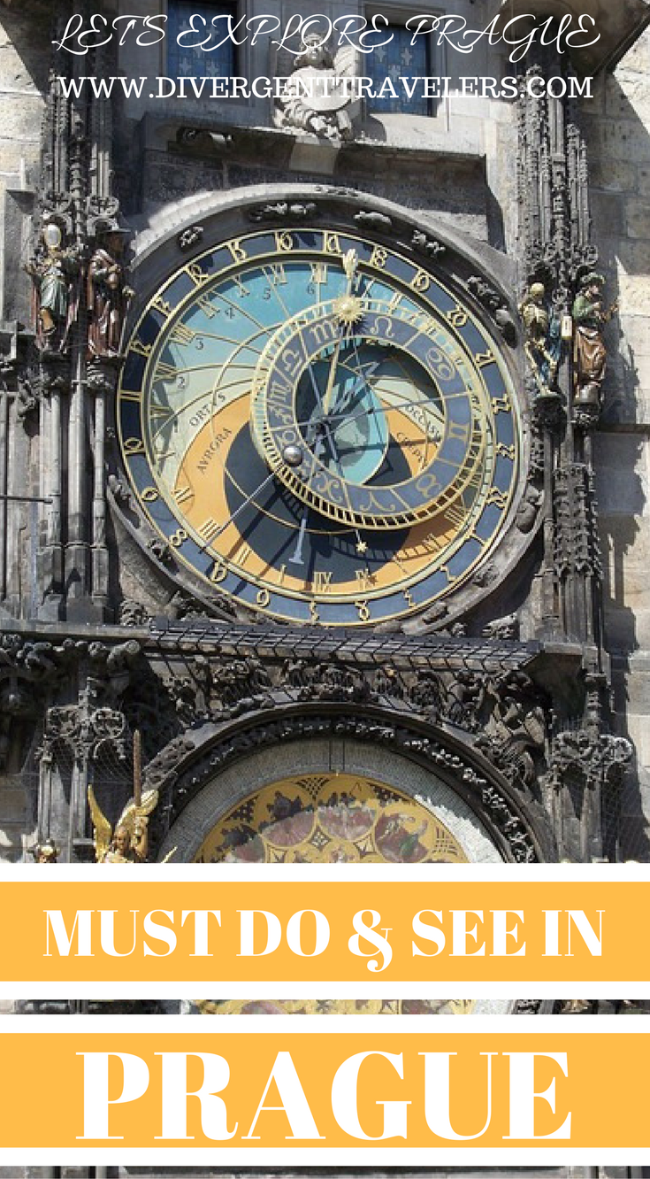 Lets go explore Prague. Must do and see in Prague. Spend 3 days exploring all the things to do in Prague with this extensive guide to the city. Includes places to stay and eat, day trips and insider tips. Click to read more.  #Prague #Travel #Guide