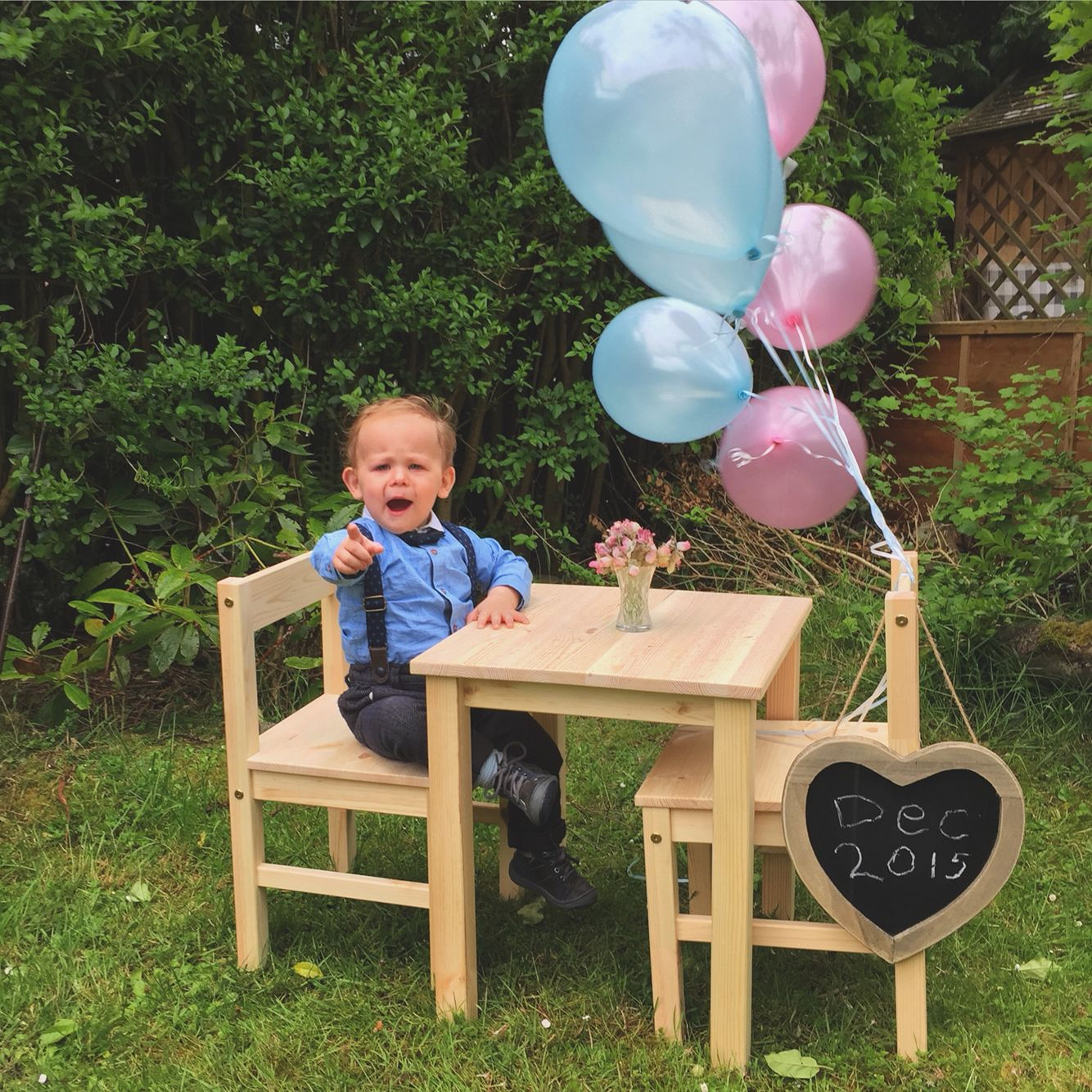 Big brother baby announcement More
