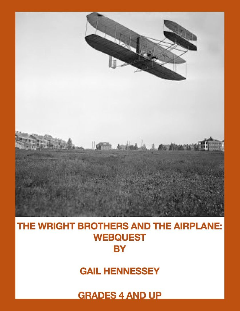 Check out my blog addition.On June 5,2013, the Connecticut state senate passed a bill saying Gustave Whitehead was the first to fly in the United States. The measure still needs to be voted on before this recognition becomes Connecticut state law.  Use this news story to discuss with kids the Wright Brother's first flight and any impact that the Connecticut legislature might have.