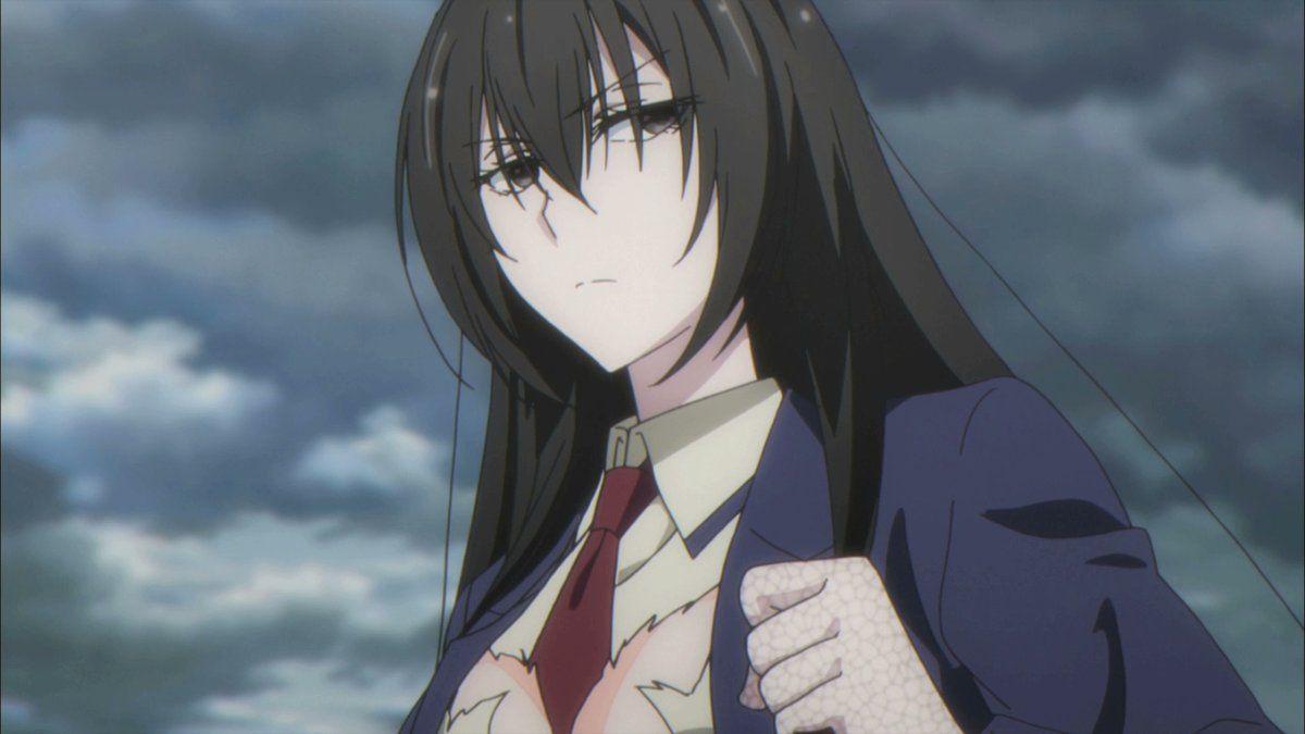 Amou Kirukiru Busou Shoujo Machiavellianism Anime