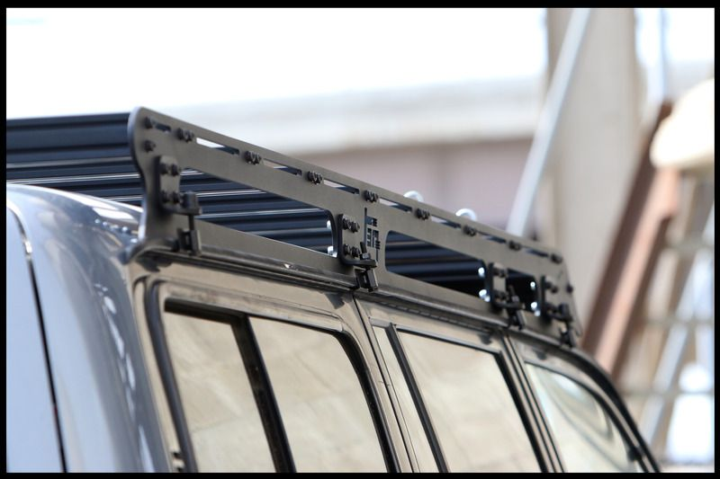 Roof Rack Ideas Page 2 Roof Rack Toyota Lc Roof