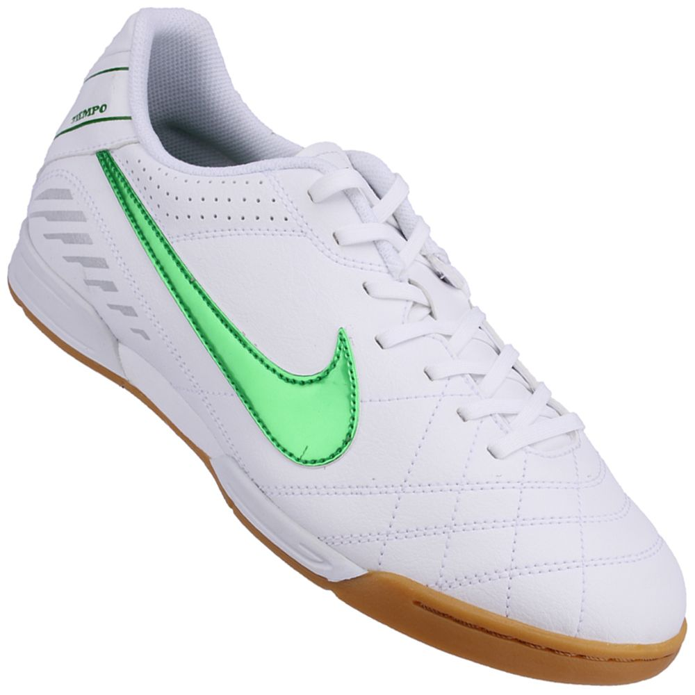 Chuteira Futsal Nike Tiempo Natural 4 IC Masculino R 108.90 ... bf8c400fca72e