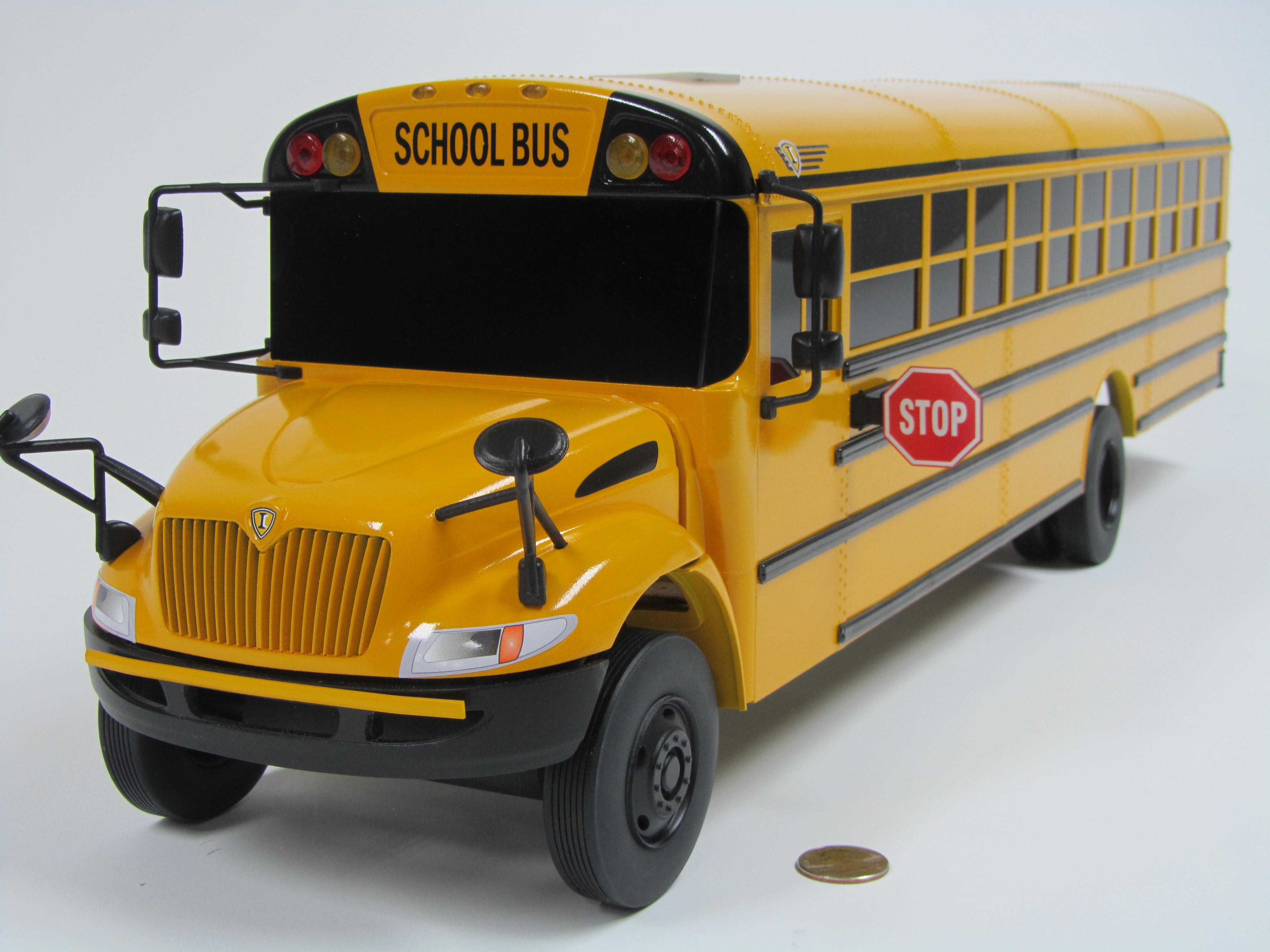 School Bus Model School Bus Bus Model