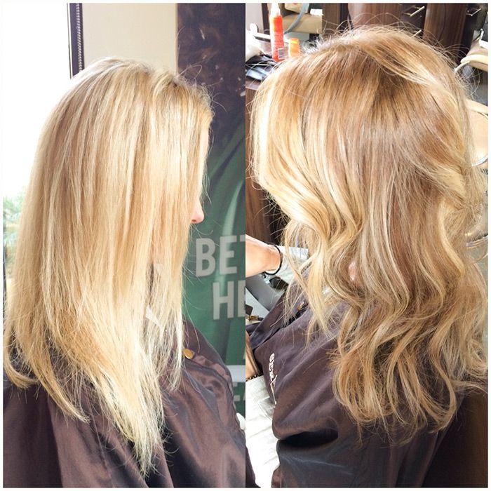 In The Chair Laguna Beach Light Blonde Hair Blonde