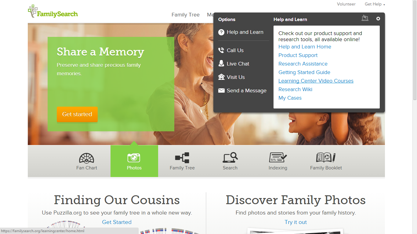 Tuesday's Tip: FamilySearch Learning Center Has Over 480
