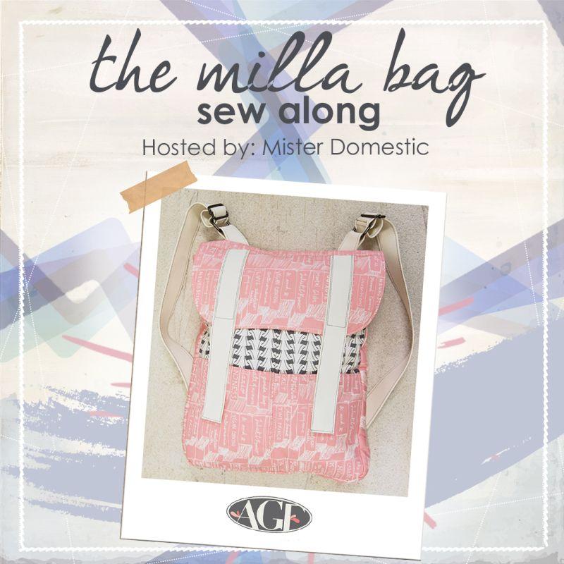 Milla Bag - free pattern download @ Art Gallery Fabrics | COOL ...