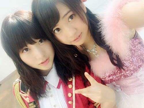 Juri & Yuria #AKB48 #SKE48