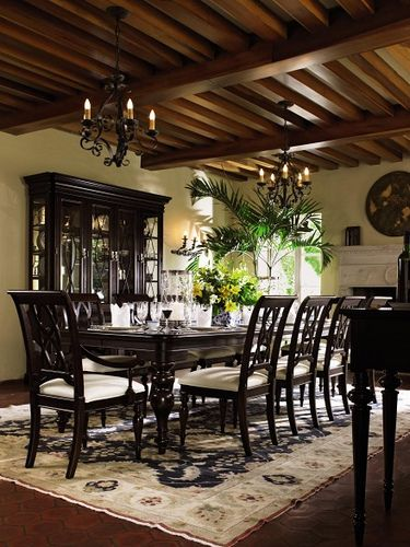 Formal Dining Room Furniture by Stanley by HomeFurnishings.com ...