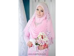 Baju Pengantin Muslimah Wedding Inspirations Pinterest Wedding