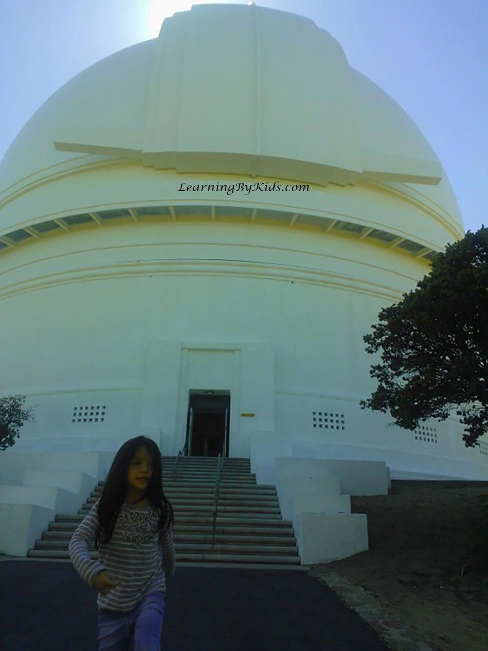 Astronomy, Telescopes, and the Palomar Observatory   Learning By