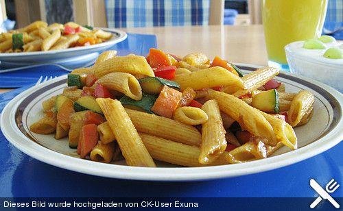 'Chinesische' Nudeln, ein sehr leckeres Rezept aus der Kategorie Gemüse. Bewertungen: 12. Durchschnitt: Ø 3,6.