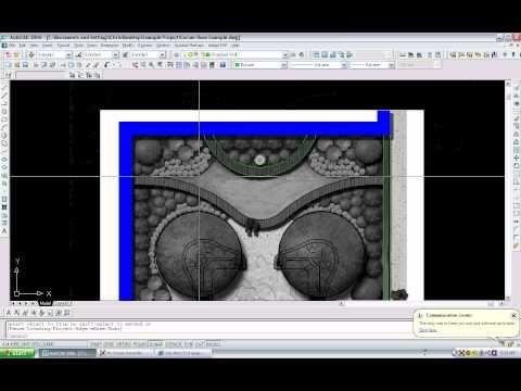 AutoCAD rendering site plan ARCHITECTURE Tutorials – Site Plan Rendering Software
