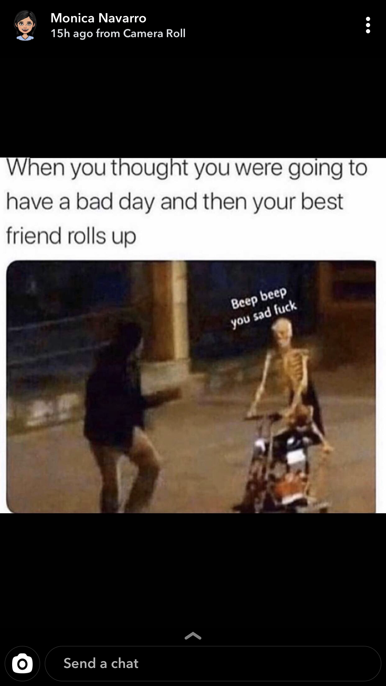 Pin By Felisa On Memes Shit Having A Bad Day Thoughts Your Best Friend