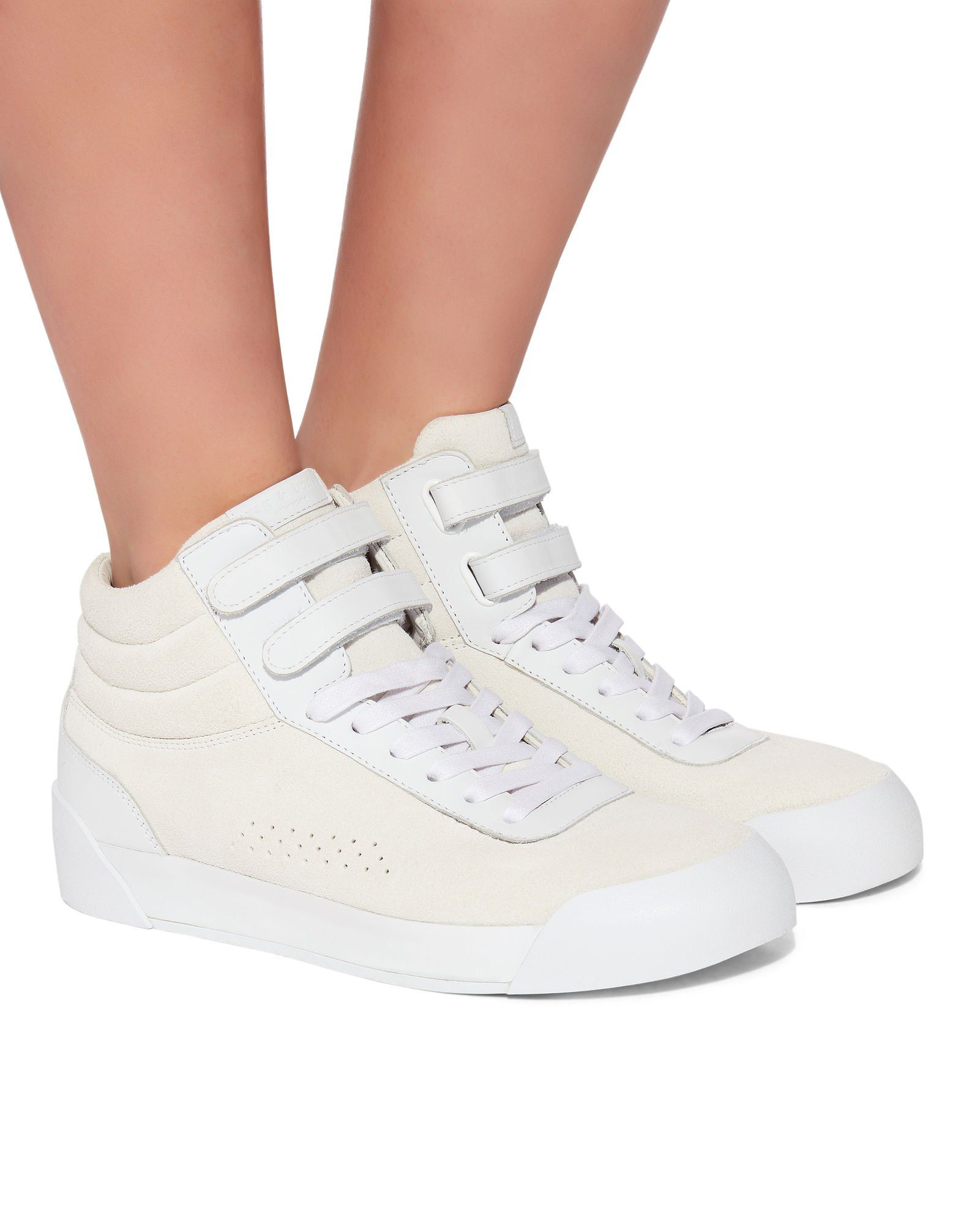 Nova Velcro Sneakers   Sneakers white