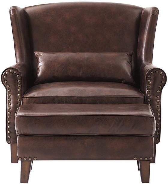 Best Zoey Armchair With Ottoman They Have A Nice Font Print 640 x 480