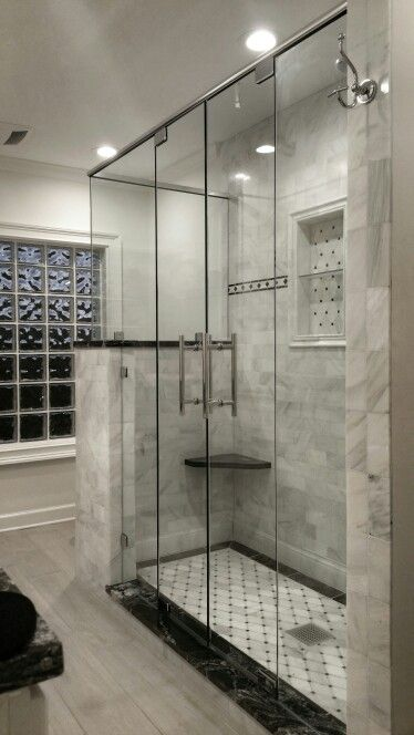 Paragon Series Frameless Double Swing Saloon Style