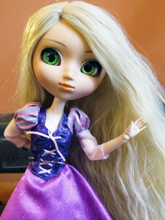 куклы пуллип картинки рапунцель