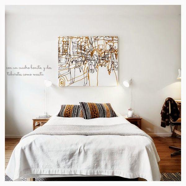 Ideas baratas para decorar el dormitorio y el despacho - Ideas para la casa baratas ...