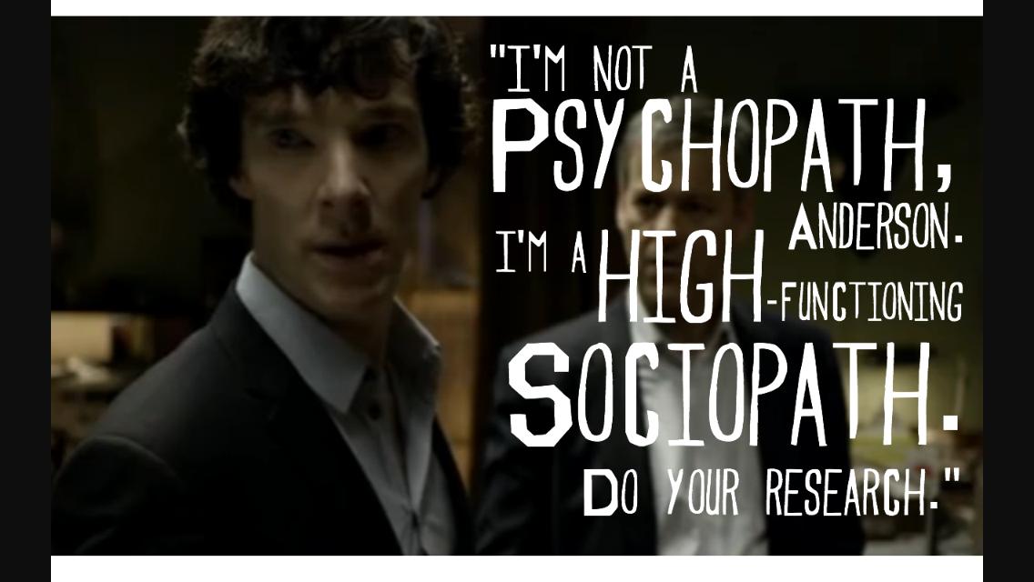 Sherlock Zitate