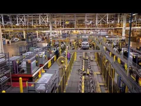 2 Inside Ford S Moving Assembly Line Youtube Assembly Line American Classic Cars Tapestry Of Grace